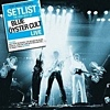 Blue Öyster Cult - Setlist - The Very Best Of Blue Öyster Cult Live
