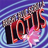 Bright Blue Gorilla - Lotus