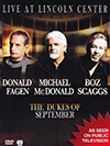 The Dukes Of September - Live At Lincoln Center
