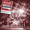Kansas - Setlist - The Very Best Of Kansas Live