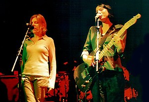Tanya Donelly / Mary Lorson