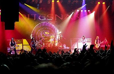 Konzert-Bericht: Whitesnake / Köln