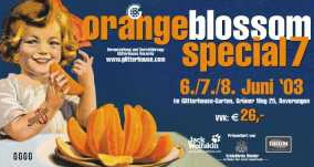 Orange Blossom Special 7