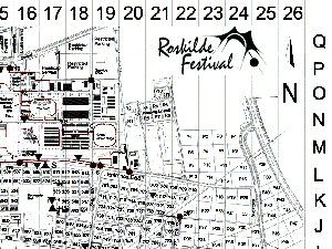 Roskilde Map